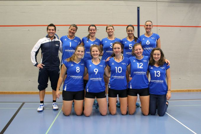 volleyball 2. liga damen